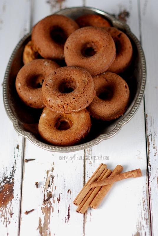 pumpkin spice dOughnuts | Edibles | Pinterest