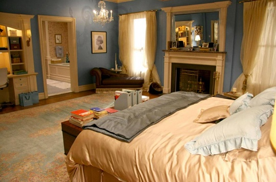 warm dark blue grey and gold bedrooms blues golds
