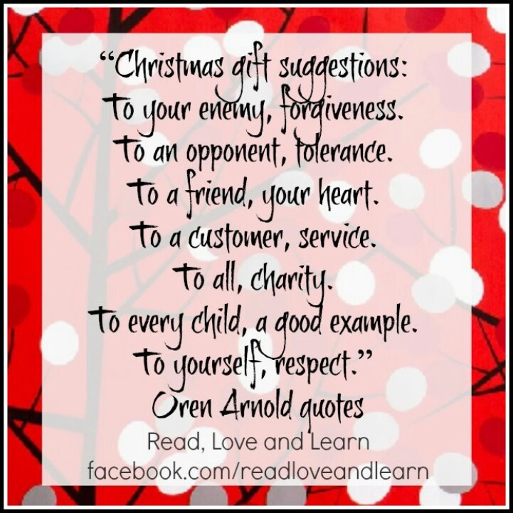 Christmas gift suggestions | Words of Wisdom & Inspiration | Pinterest