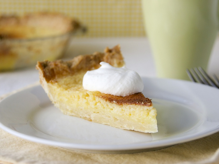 Gojee - Lemon Chess Pie | Sweets to try | Pinterest