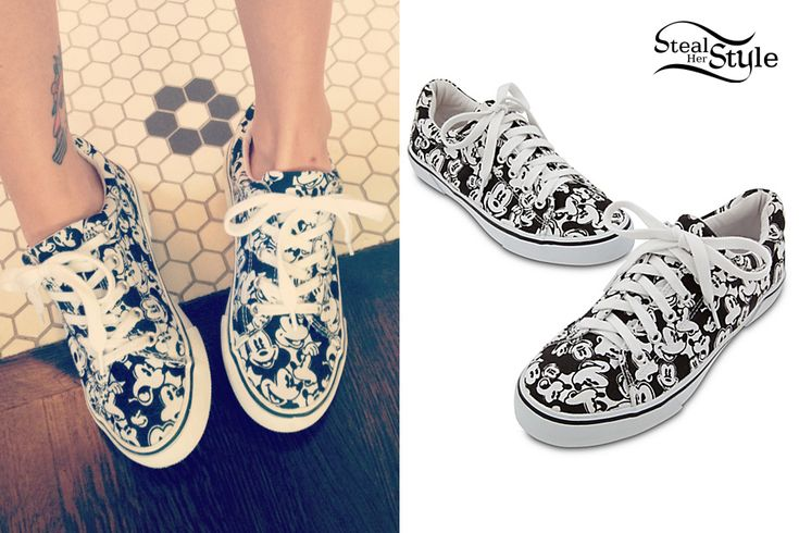 Mickey Mouse Shoes for Women are specially made for Disney World and