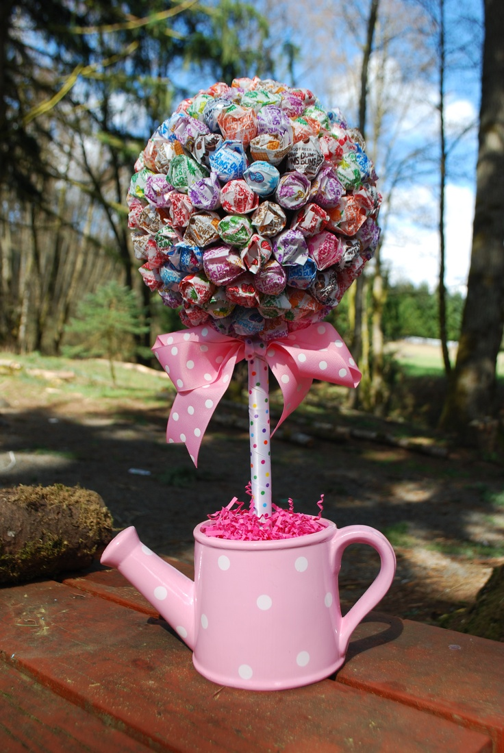 pinterest lollipop topiary | just b.CAUSE