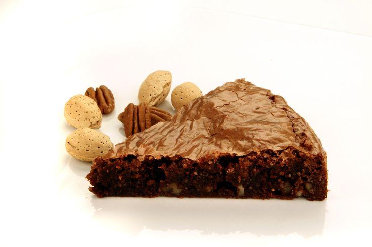 Pecan Fudge Brownies Recipe — Dishmaps