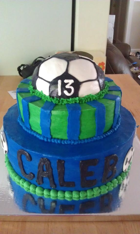 Cake Ideas For 13th Birthday Boy : Caleb s 13th Birthday Cake Cake Pinterest