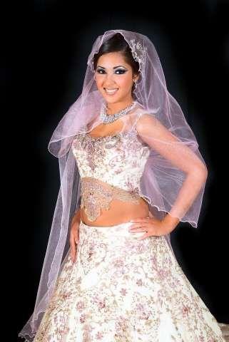 Robe de Mariée Tunisienne Keswa Outia  Novias no convencionales. Not ...