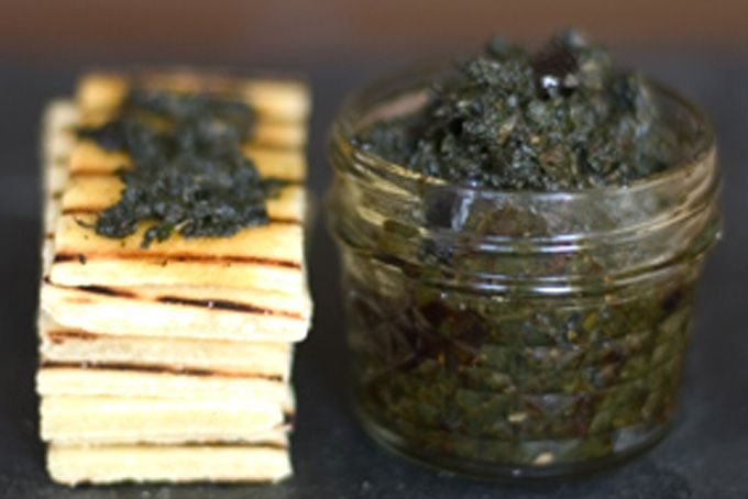 Herb Jam with Olives and Lemon. Have all the ingredients. Looks ...