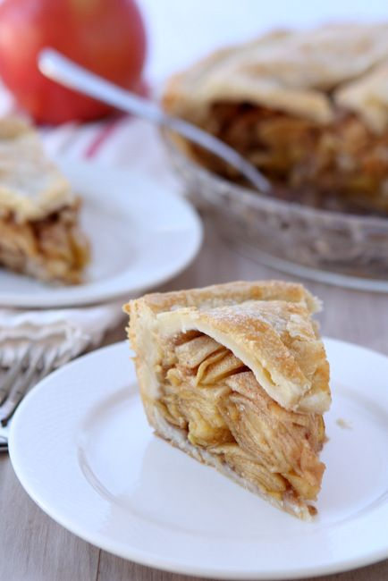 Chai Apple Pie - from @Mary Powers Powers | The Kitchen Paper