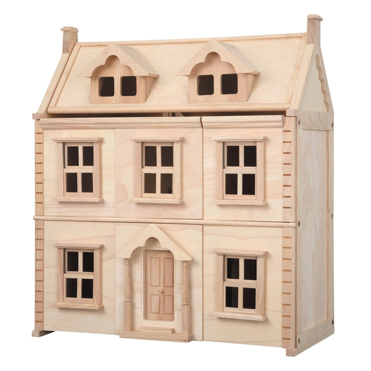 Plan Toys Victorian Dollhouse Play Therapy Pinterest