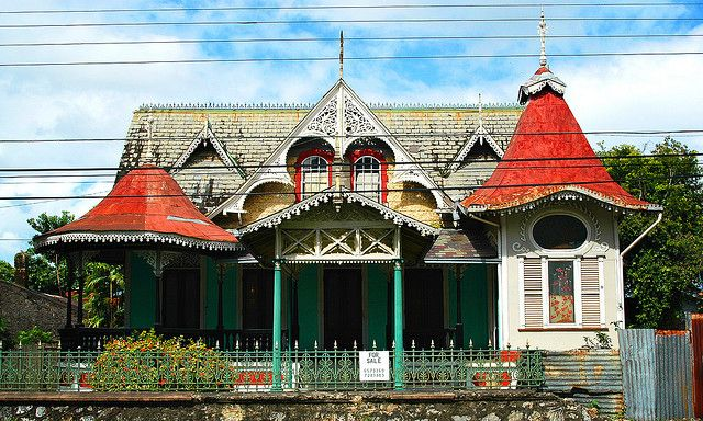 Pin by erica m on things to see and visit pinterest for Trinidad houses