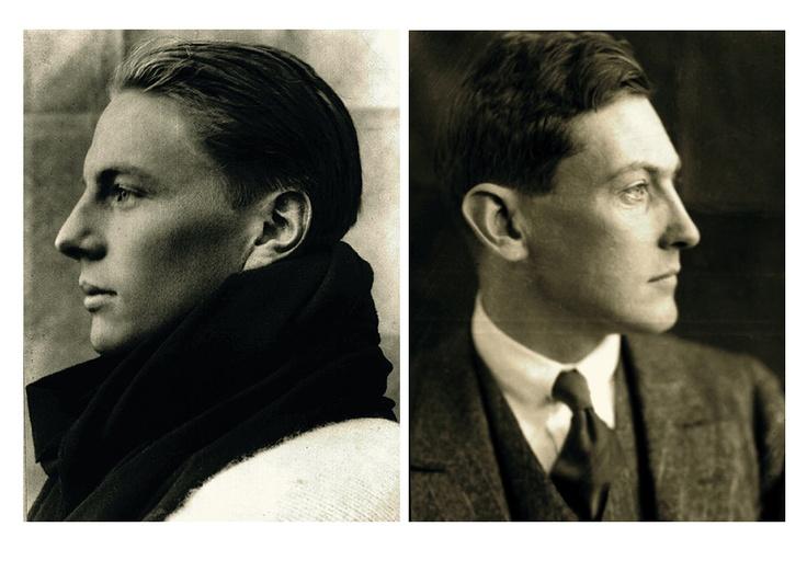 Andrew 'Sandy' Irvine & George Mallory : posthumous heroes ... George Mallory And Andrew Irvine
