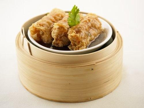 Bean curd rolls | Yummies Around The World | Pinterest