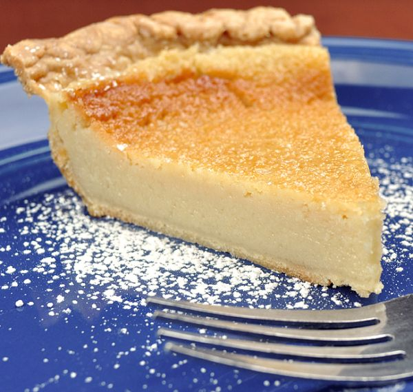 Buttermilk Pie Buttermilk Pie is Southern to the core. It's sweet ...