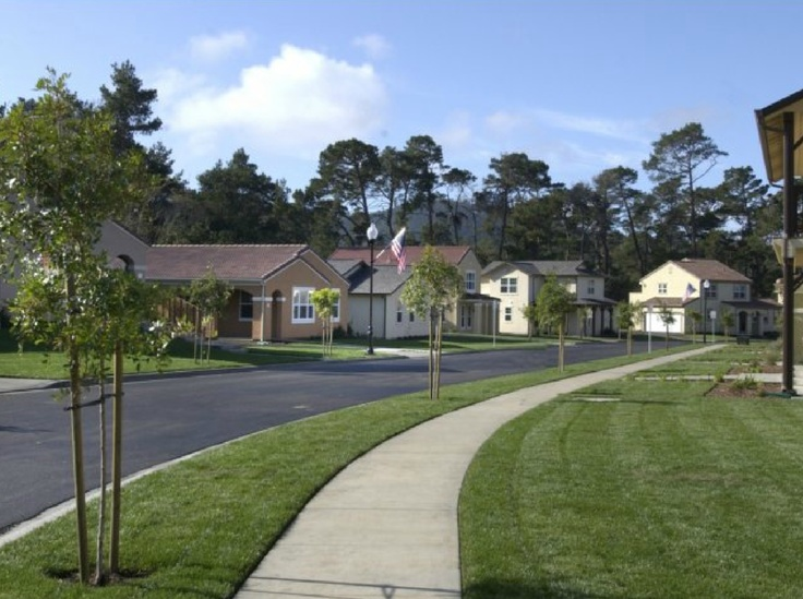 NSA Monterey Wherry Grove Neighborhood 3 4 Bedroom Homes Images Frompo
