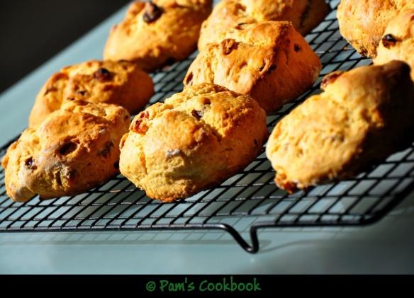 Irish Soda bread / bun | Food - Home Baked (http://pamelakanjilal.wor ...