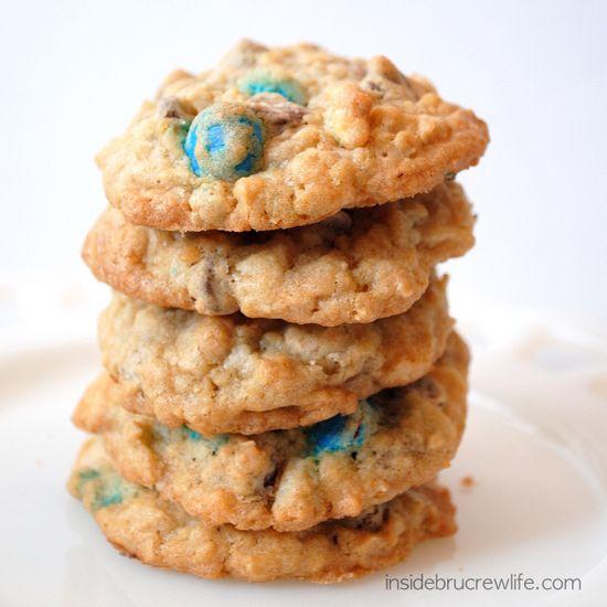 Almond Joy Chocolate Chip Cookies, chocolate chip cookies, Almond Joy ...