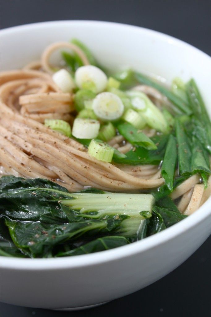 Udon Noodles with Vegetables | Japanese, Thai, Hawaiian, Vietnamese ...