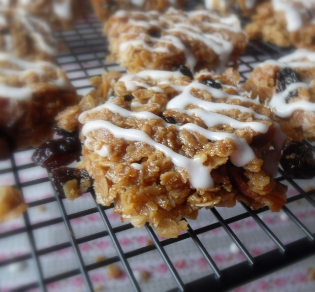 Fruit & Nut Flapjacks | Food | Pinterest