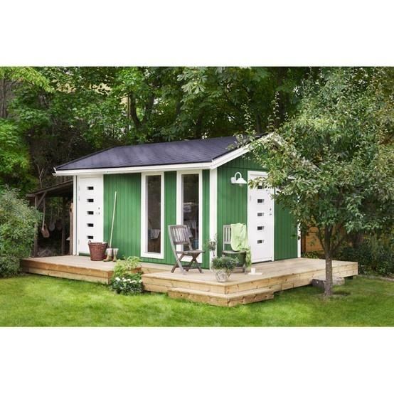 Abri De Jardin En Bois Castorama : Abri de jardin en bois Rio – CASTORAMA For the Home Pinterest
