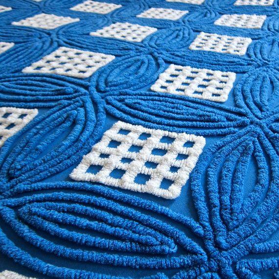 Покрывало Vintage синели