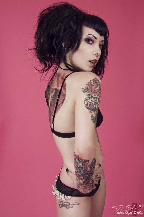 Megan massacre naked photos