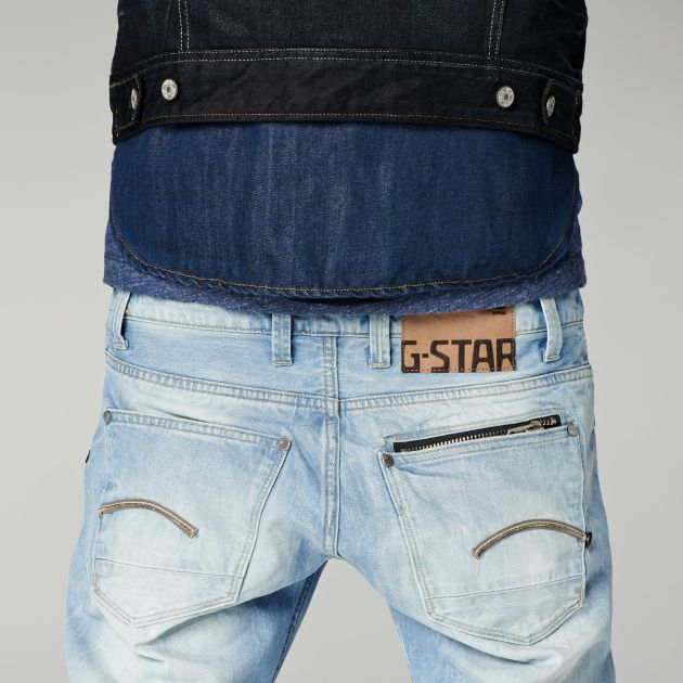 star raw attacc low straight men jeans. Black Bedroom Furniture Sets. Home Design Ideas