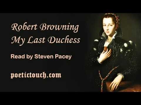 robert browning my last duchess pdf