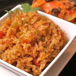 Spanish Rice II | Dinner :) | Pinterest