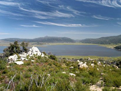 Camping at lake henshaw california oh the places we 39 ll for Lake henshaw fishing