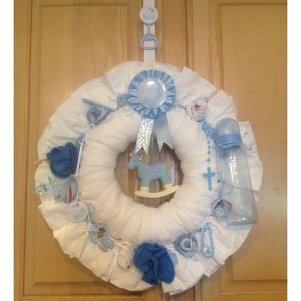 Would like to look youthful? Just click here Now: http://bit.ly/HzgDcS ..Diaper Wreath