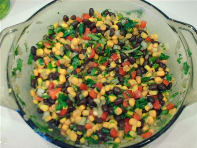 Black Bean and Corn Salsa | Tasty Kitchen: A Happy Recipe Community!