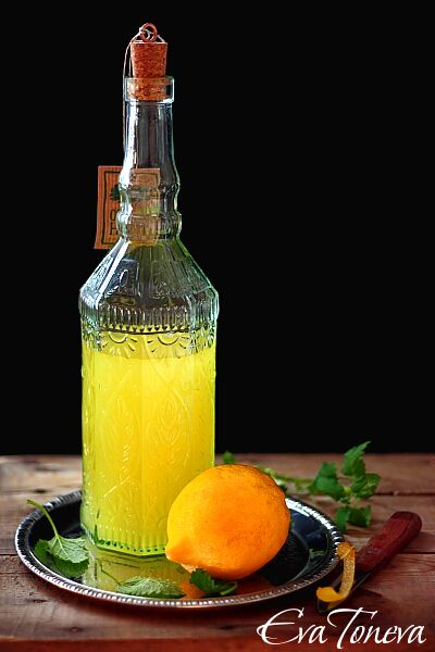 Homemade Limoncello | Coctails and delightful drinks | Pinterest