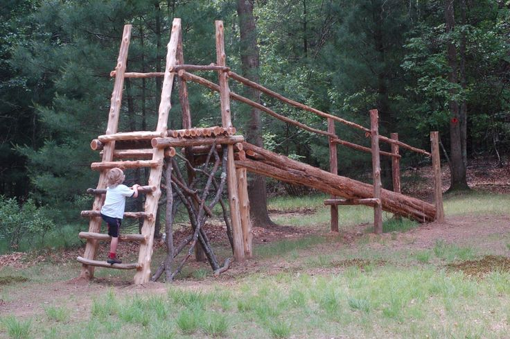 Pin by susan eisman on nature playscape inspirations pinterest - Natural playgrounds for children ...