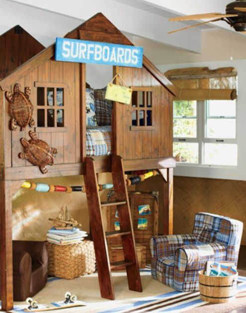 Surf Boy Room Pottery Barn Abigail Home Pinterest