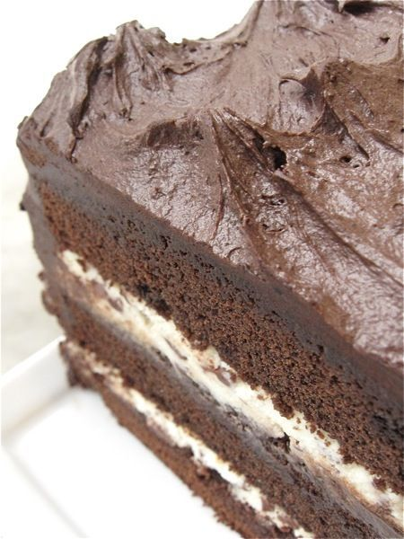 Chocolate Cassata: step-by-step directions and tips.