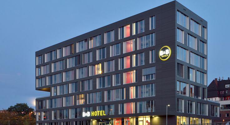 Au enansicht des b b hotels ulm ulm pinterest for Designhotel ulm