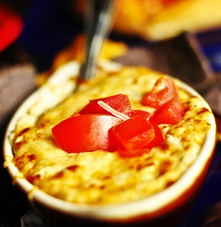 Uno!! Shrimp & Crab Fondue!! Copycat :p Use tarragon too! http://www ...