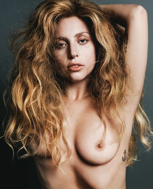 Des photos de Lady Gaga nue - Whassup