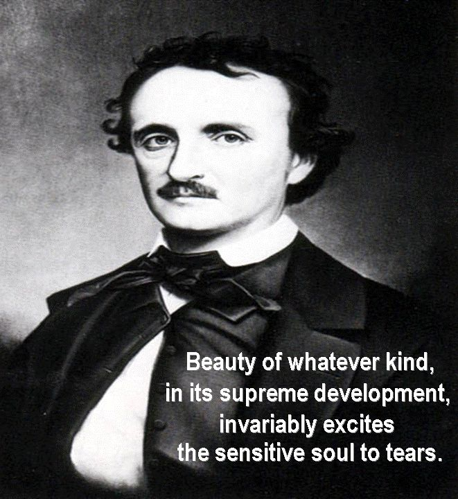 edgar allan poe a valentine what's the meaning