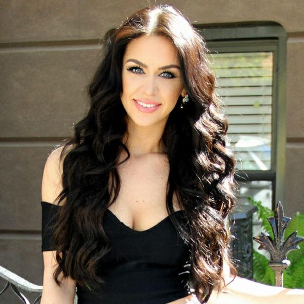 Carli Bybel Hair Extensions Length 2