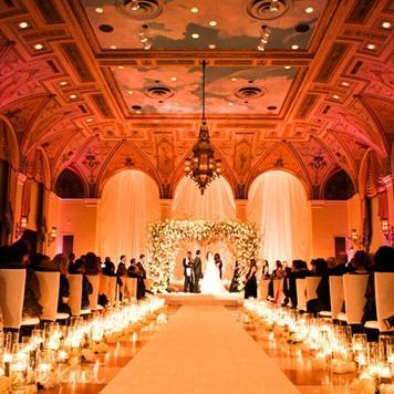 decoracao igreja casamento flores e velas