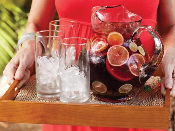 Citrus Sangria | Favorite Eats! | Pinterest