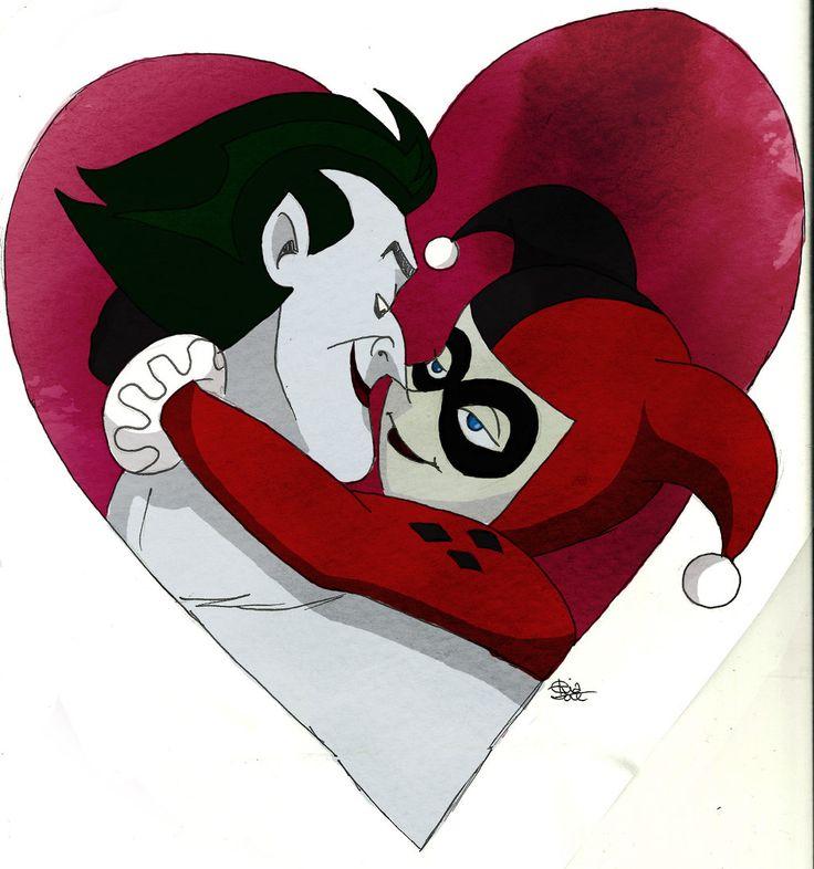 Harley Quinn and the Joker   Harley + J Tattoos   Pinterest