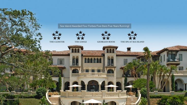 Sea island five star hotel in georgia 5 star hotels for Five star luxury hotel