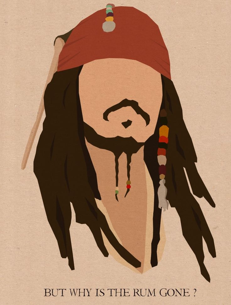 Captain Jack Sparrow | Movie Poster | Pinterest