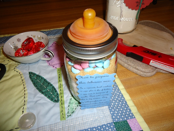 Food Recipes For Baby Shower