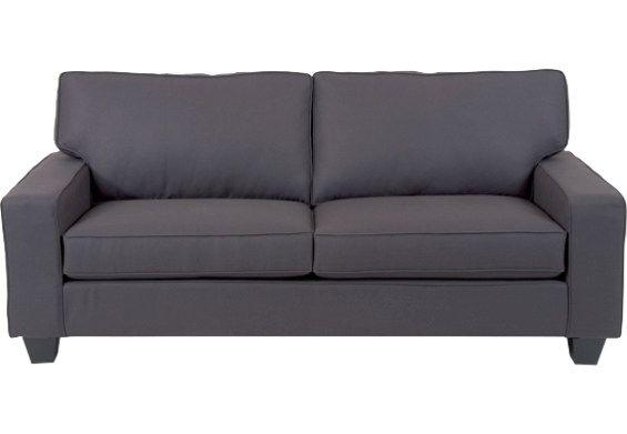 Preston Graphite Sofa Livingroom Grey Blue Green