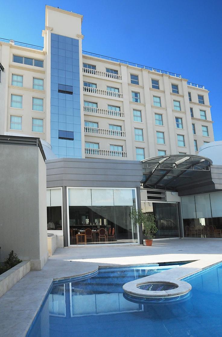 hotels in mendoza: