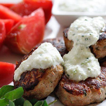 Greek Turkey Meatballs | Favorite Recipes | Pinterest