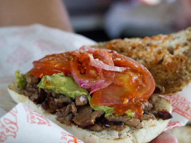 Carne Asada Torta | Food! | Pinterest