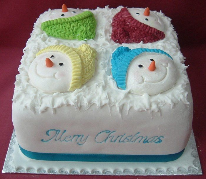 Merry christmas cake Cake Pinterest